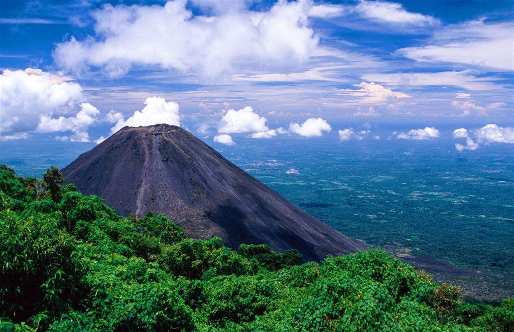 ES Volcano